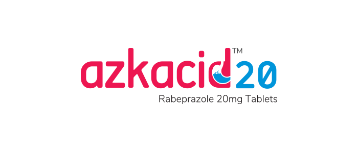 AZKACID 20 | Treatment of acidity and heartburn